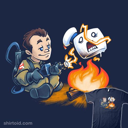 Stay-Burnt, Marshmallow Man