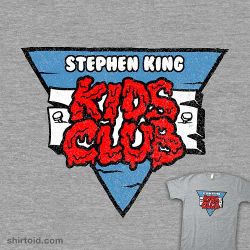 Stephen King Kids Club
