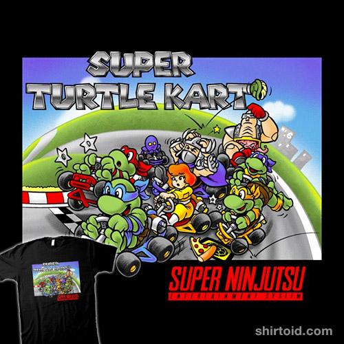 Super Turtle Kart