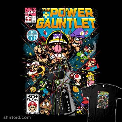The Power Gauntlet