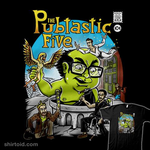 The Pubtastic Five