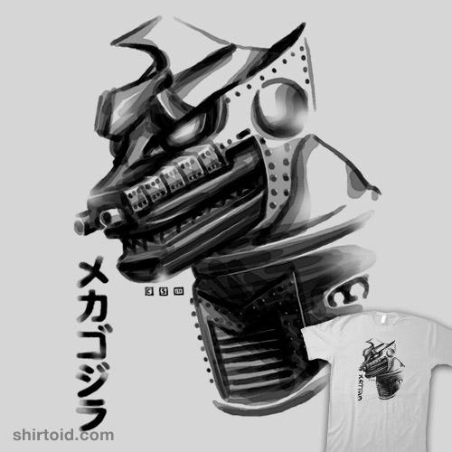 Waterbrushed Robot Villain