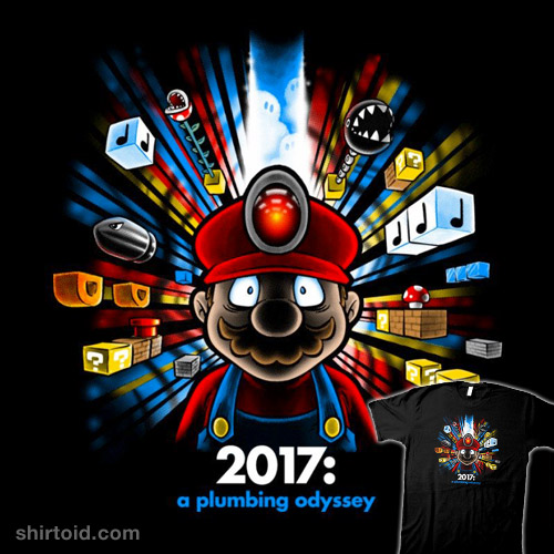 2017: A Plumbing Odyssey