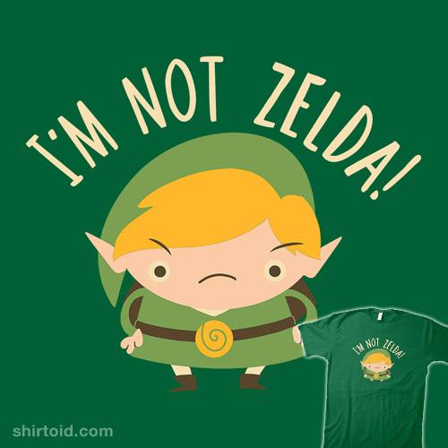A Zelda is a Zelda