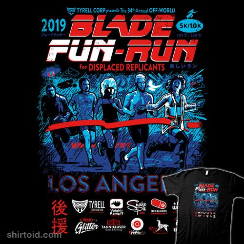 Blade Fun-Run