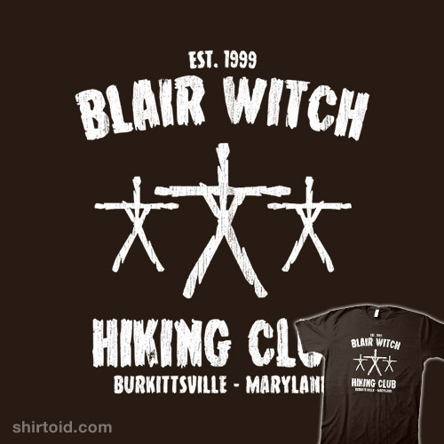 Blair Witch Hiking Club