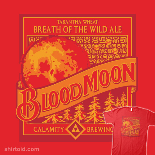 Blood Moon Beer