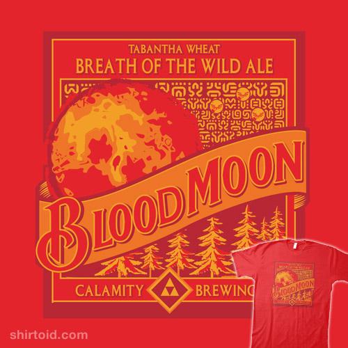 Blood Moon Beer