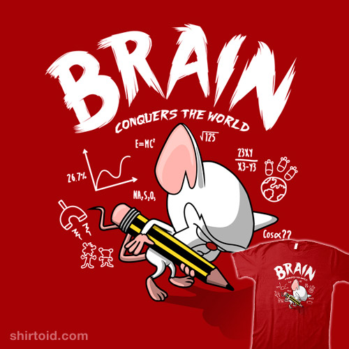 Brain Conquers The World