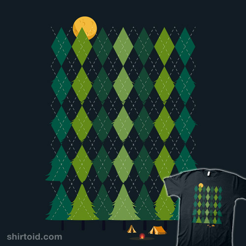 Camping Sweater