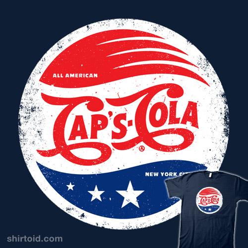 Cap's Cola