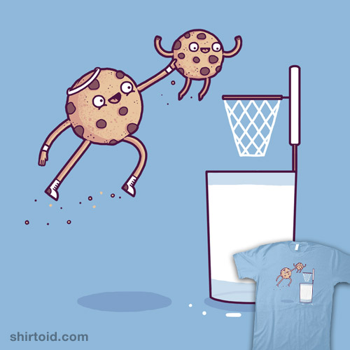 Cookie Slam Dunk