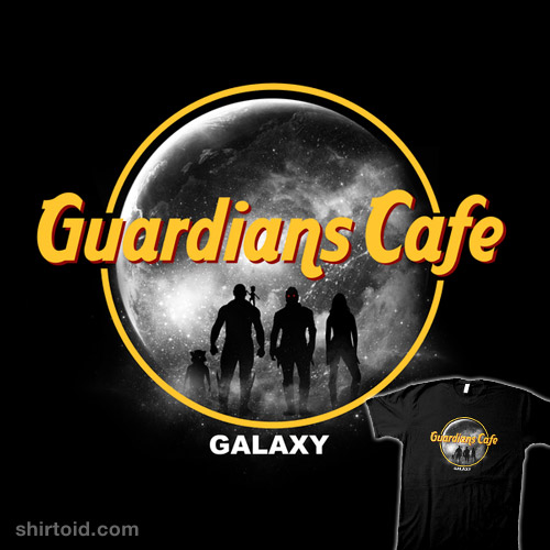 Guardians Cafe