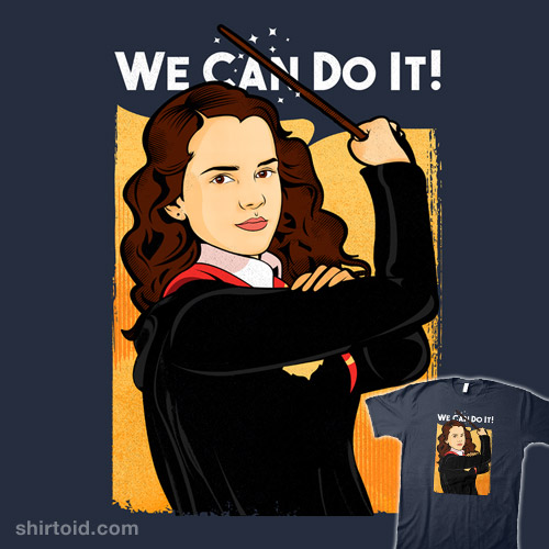 Hermione Granger – We Can Do It