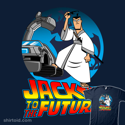 Jack to the Future