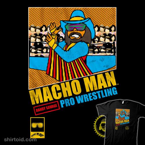 Macho Man Video Game