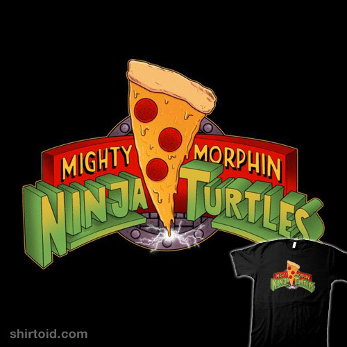 Mighty Morphin Ninja Turtles