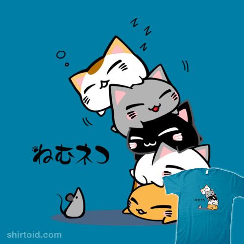Sleeping Neko