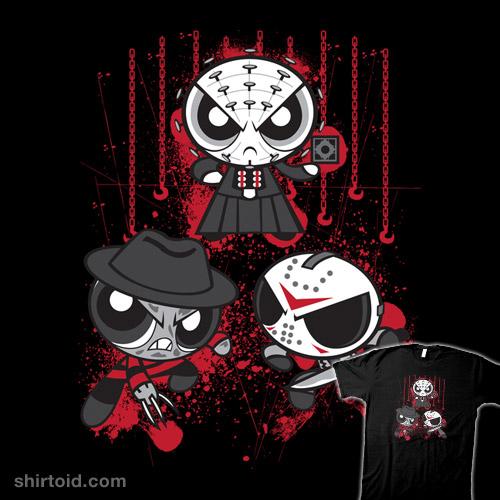 Powerpuff Ghouls