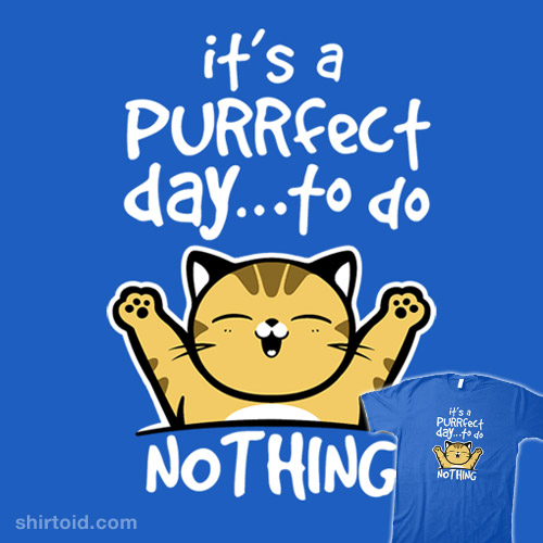Purrfect Day