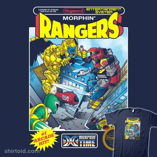 Ranger Rampage