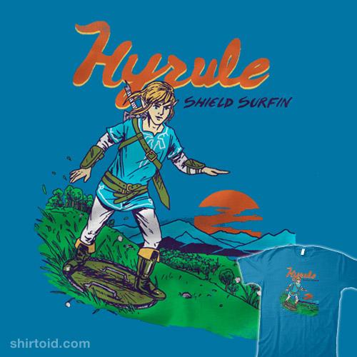 Shield Surfin