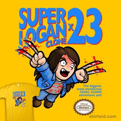 Super Logan Clone 23