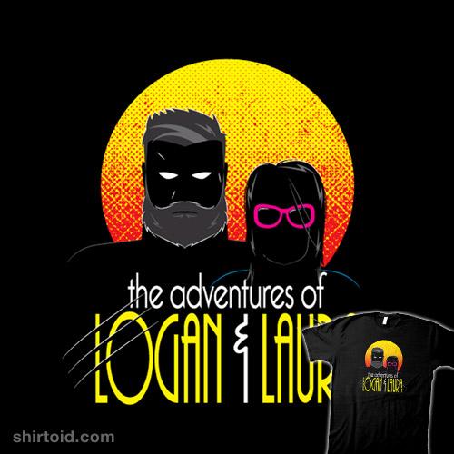 The Adventures of Logan & Laura
