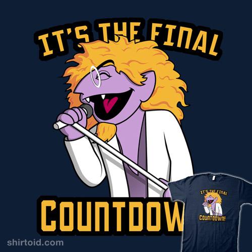 The final countdown movie music