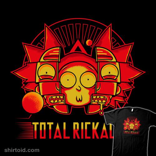 Total Rickall – Mars