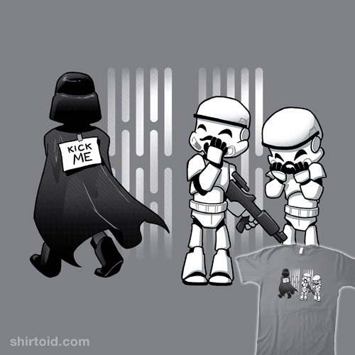 Trooper Tricks