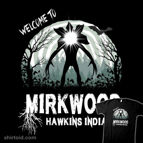 Welcome To Mirkwood