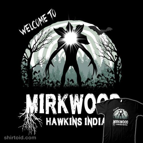 Welcome To Mirkwood