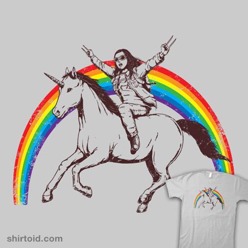 X-treme Unicorn Ride