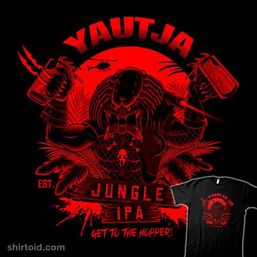 Yautja Jungle IPA