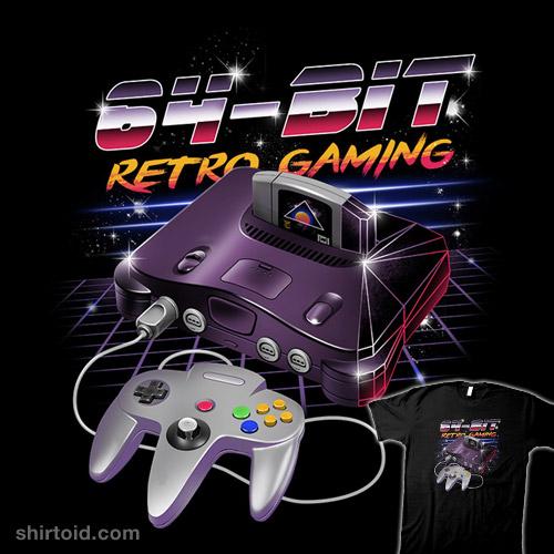 64-Bit Retro Gaming