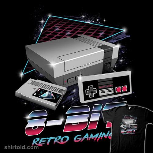 8-Bit Retro Gaming