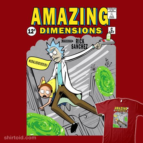Amazing Dimensions