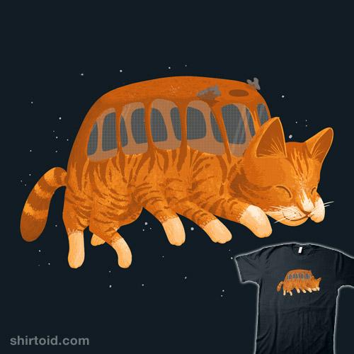 Cat Bus IRL
