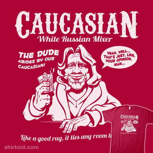 Caucasian Mixer