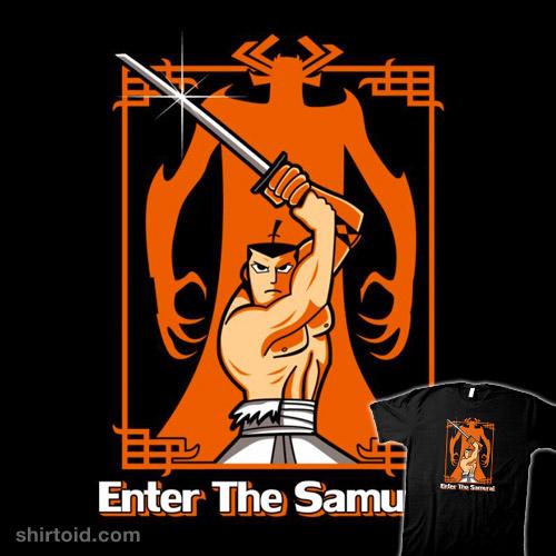 Enter the Samurai