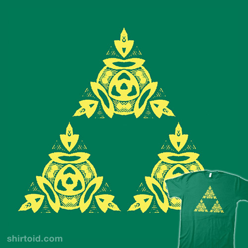 Filigree Triforce