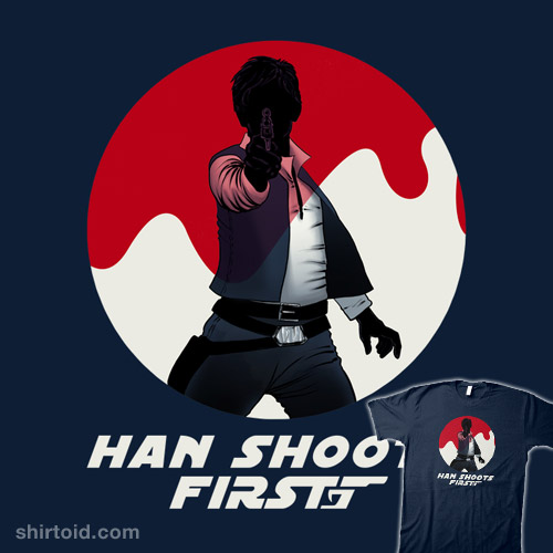 Han Shoots First
