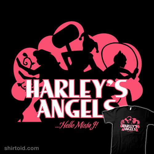 Harley's Angels