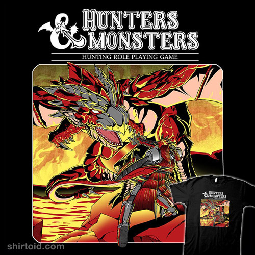 Hunters & Monsters