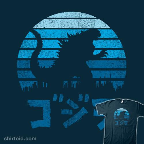Kaiju Sun Set
