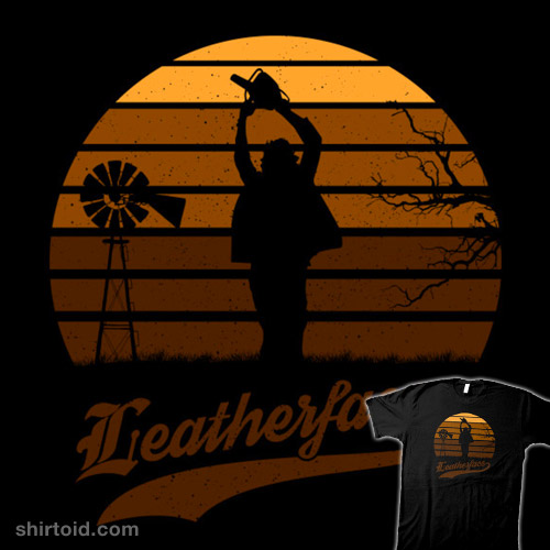 Leatherface Sunset