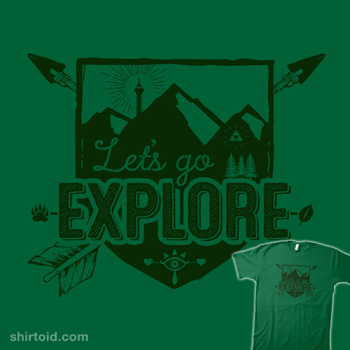 Let's Go Explore