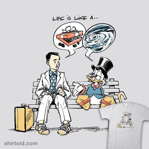 Life is Like…