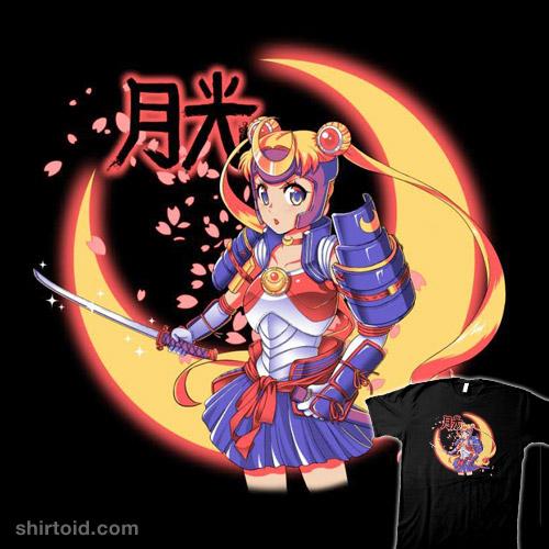 Moon Light Samurai